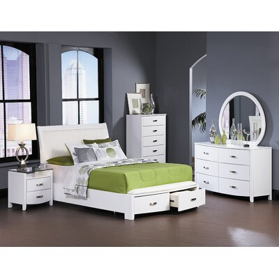 Rushmere Platform Customizable Bedroom Set