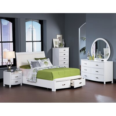 Rushmere Platform Bed Size: Queen