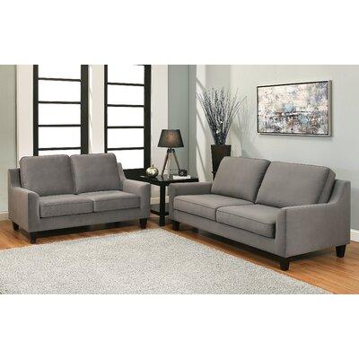 Duponta Fabric Sofa and Loveseat Set