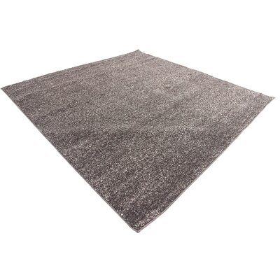 St Philips Marsh Brown Area Rug Rug Size: Square 8