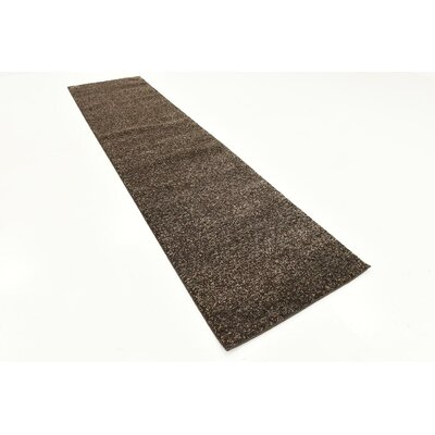 St Philips Marsh Brown Area Rug Rug Size: Runner 27 x 10