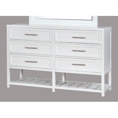 Greater Taree 6 Drawer Dresser
