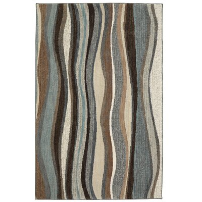 Andromedae Beige Area Rug Rug Size: Rectangle 53 x 710