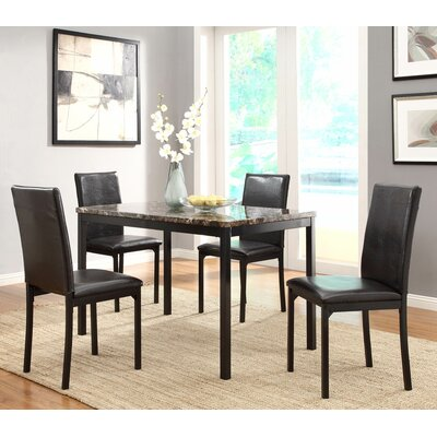 Altjira 5 Piece Dining Set