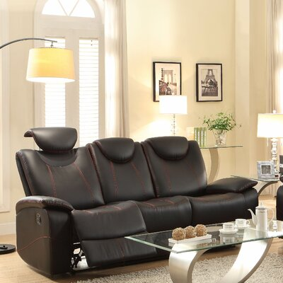 Erik Double Reclining Sofa
