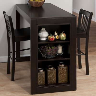 Lundia Counter Height Pub Table Set