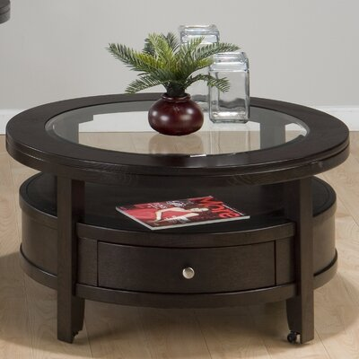 Fornax Round Coffee Table