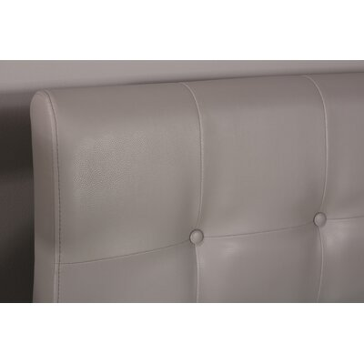 Griffith Upholstered Panel Bed Size: King