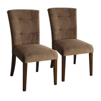 Kleopatra Velvet Side Chair