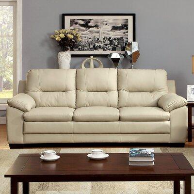 Brentry Sofa Upholstery: Ivory