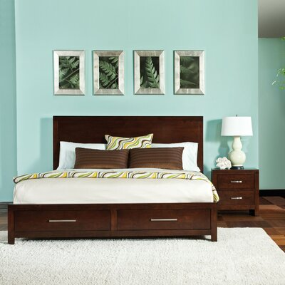 Acton Turville Platform Bed