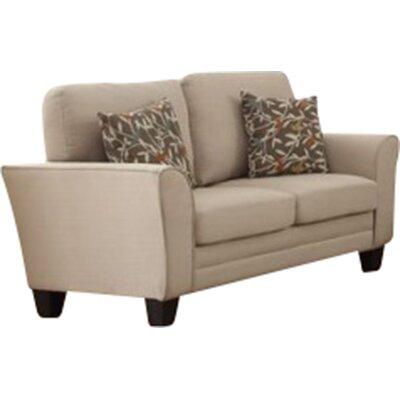 St Philips Loveseat Upholstery: Beige