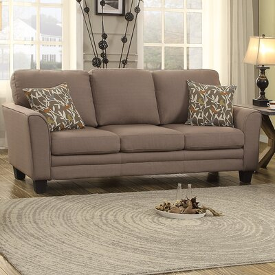 St Philips Sofa Upholstery: Grey