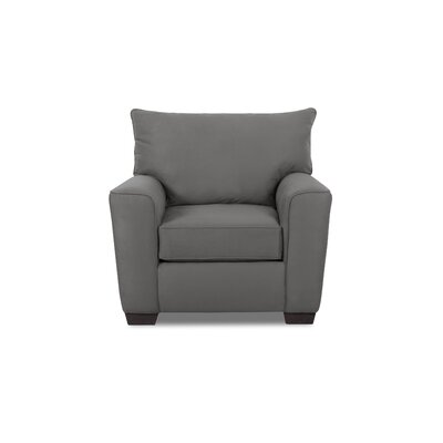 Anderson Mill Armchair Upholstery: Charcoal