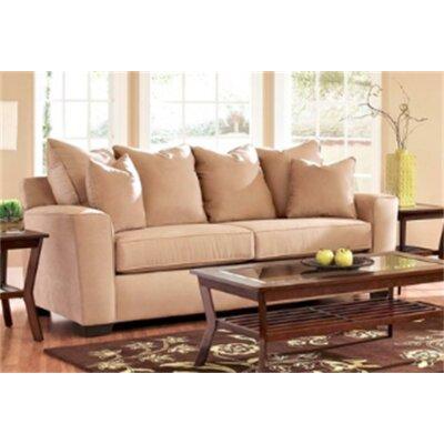 Anderson Mill Sofa Upholstery: Khaki