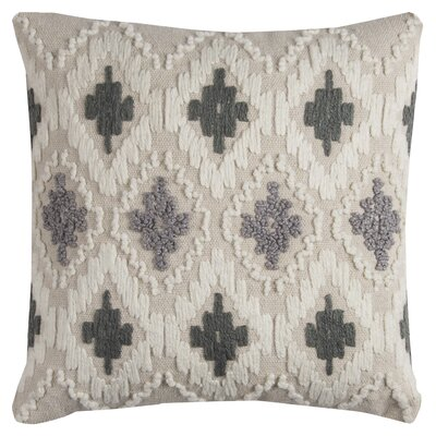 Jamarion Cotton Throw Pillow