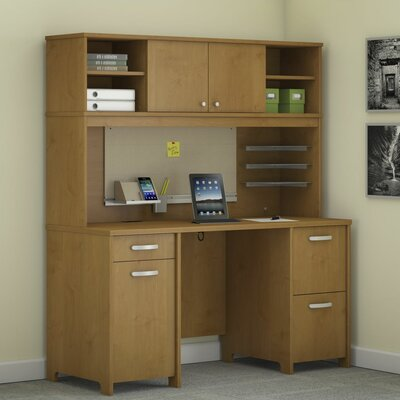 Envoy 2 Piece Desk Office Suite