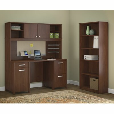 Envoy 3 Piece Desk Office Suite