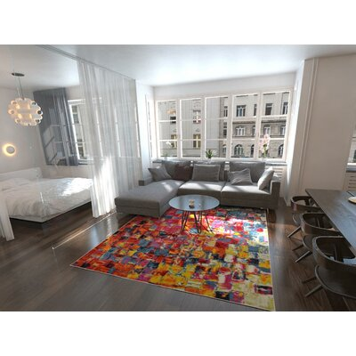 Marianne Area Rug Rug Size: Rectangle 2 x 6