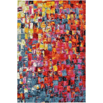 Marianne Area Rug Rug Size: 6' x 9'