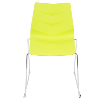 Australe Side Chair Finish: Lime Green