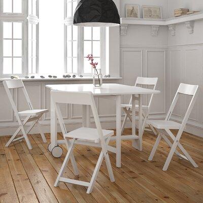 Borasisi 5 Piece Table and Chair Set
