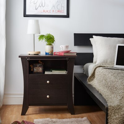 Dylan 2 Drawer Nightstand