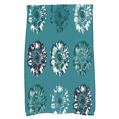 Hand Towel Color: Teal