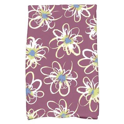 Hand Towel Color: Purple