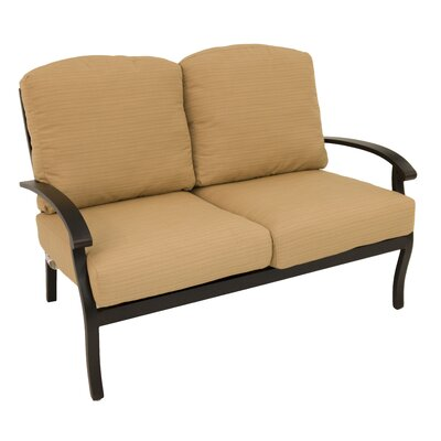 Perrinton Loveseat with Cushions