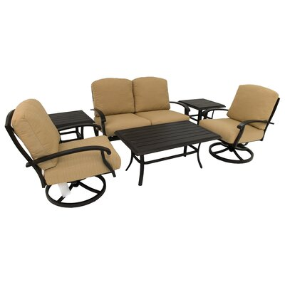 Serious Perrinton Rocker Seating Group - Product picture - 19011