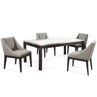 Persei 5 Piece Dining Set