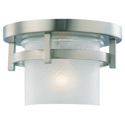 Myron 1-Light Flush Mount