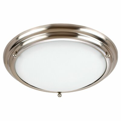 Greenbank Small 3-Light Flush Mount