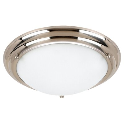 Greenbank Small 2-Light Flush Mount