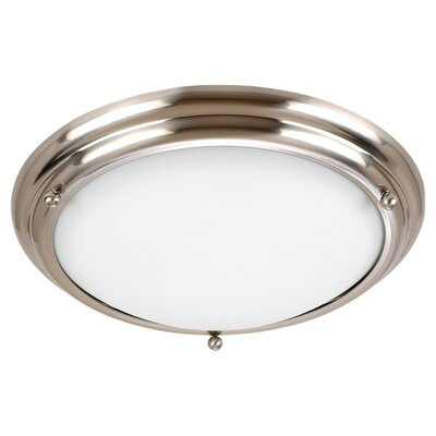 Greenbank 3-Light Flush Mount