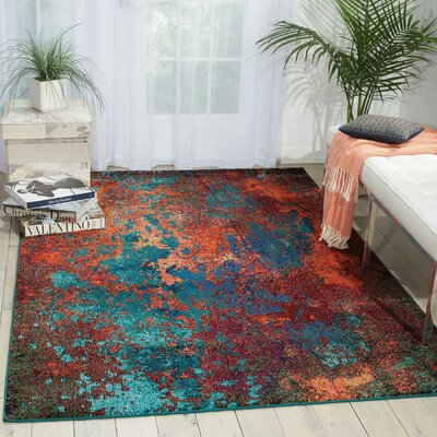 Wexford Atlantic Area Rug Rug Size: Rectangle 311 x 511