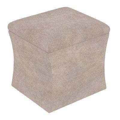 Fienley Storage Ottoman Upholstery: Platinum