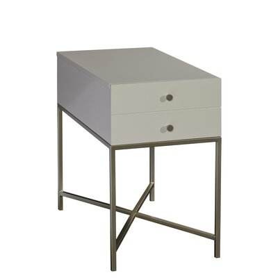 Allyson Chairside Table