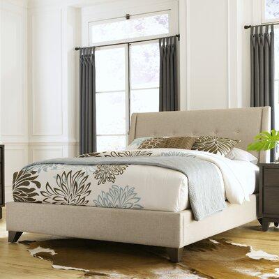 Alyce Upholstered Platform Bed