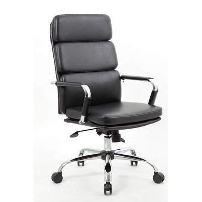 Capricornus Clasica Leather Executive Chair