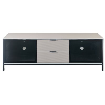 Stefanie 64 TV Stand Color: Gray