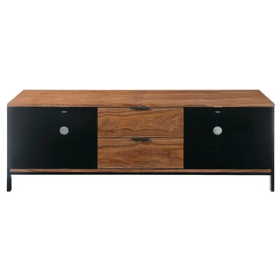 Stefanie 64 TV Stand Color: Walnut