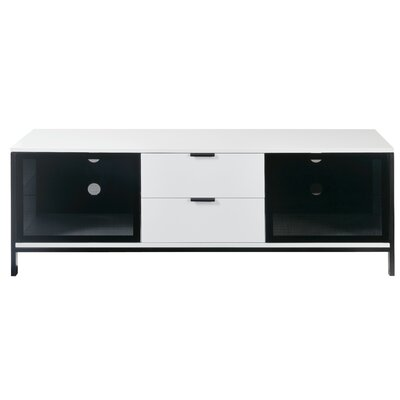 Stefanie 64 TV Stand Color: White