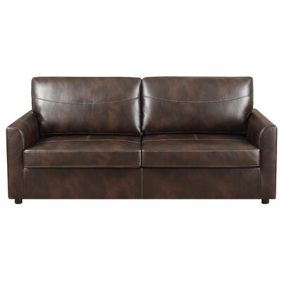 Zander Sleeper Sofa Upholstery: Charcoal
