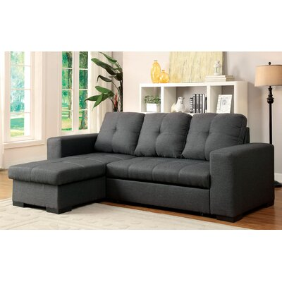 Celine Reversible Chaise Sectional