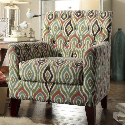 Briony Tufted Arm Chair