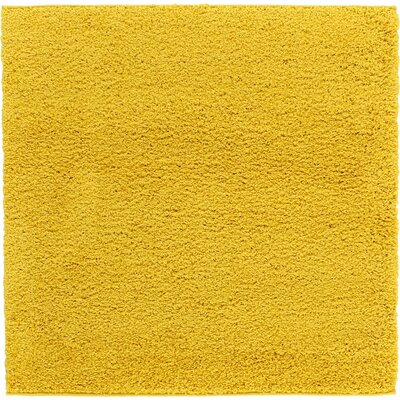 Maxine Dark Yellow Area Rug