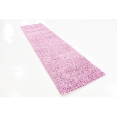 Bixler Lavender Area Rug Rug Size: Rectangle 13 x 20