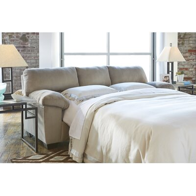 Rocco Sleeper Sofa Upholstery: Alloy